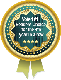 #1 Pet Boarding 2014 - Readers Choice Awards